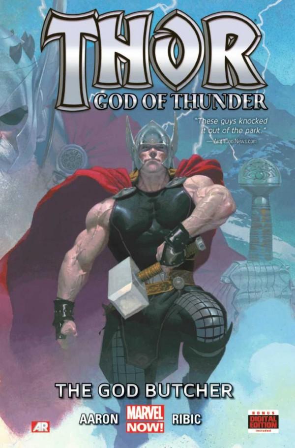 Thor: God of Thunder Vol. 1: God Butcher TP