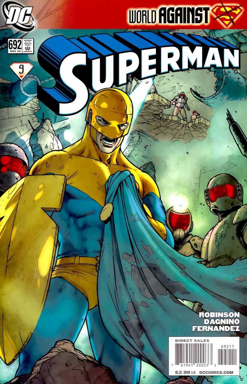 Superman #692