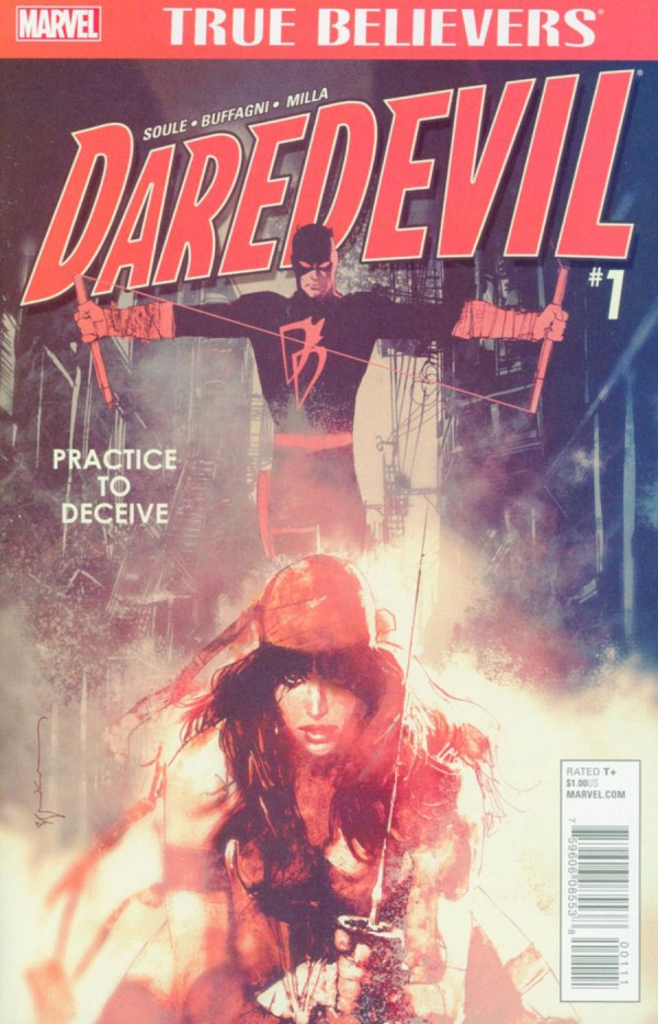 True Believers: Daredevil – Practice To Deceive #1