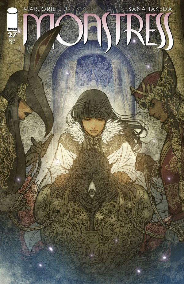 Monstress #27 review