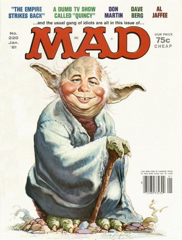Mad Magazine #220