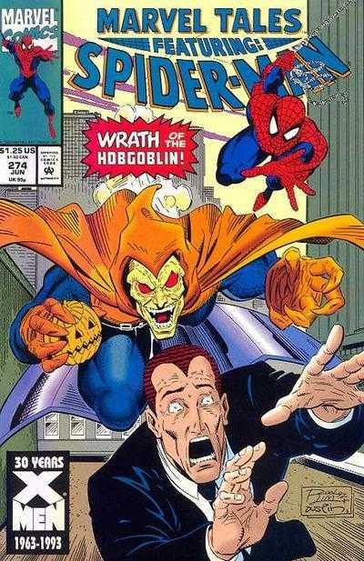 Marvel Tales #274