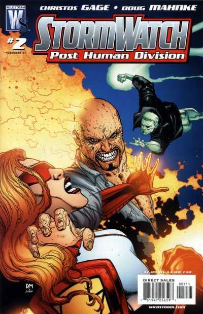 Stormwatch: P.H.D. #2