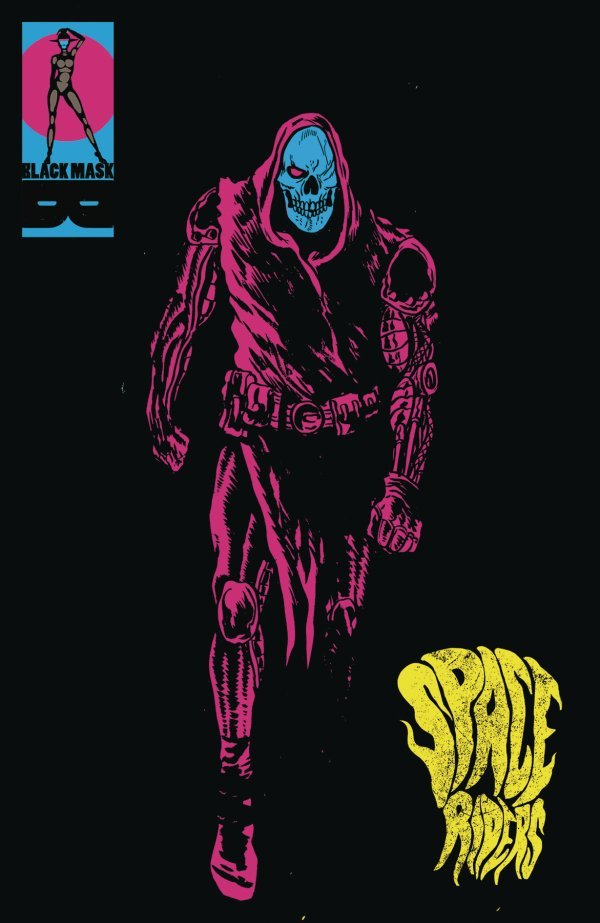 Space Riders: Vortex of Darkness #1 review
