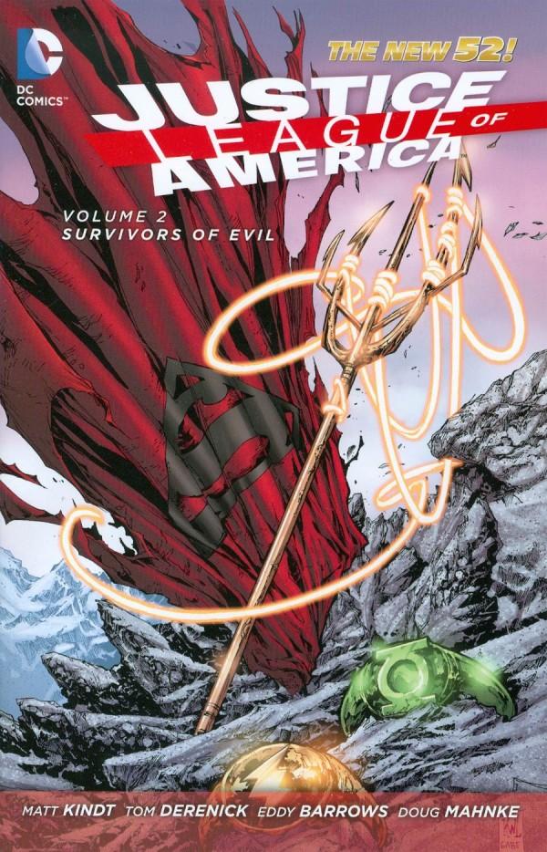 Justice League of America Vol. 2: Survivors of Evil TP