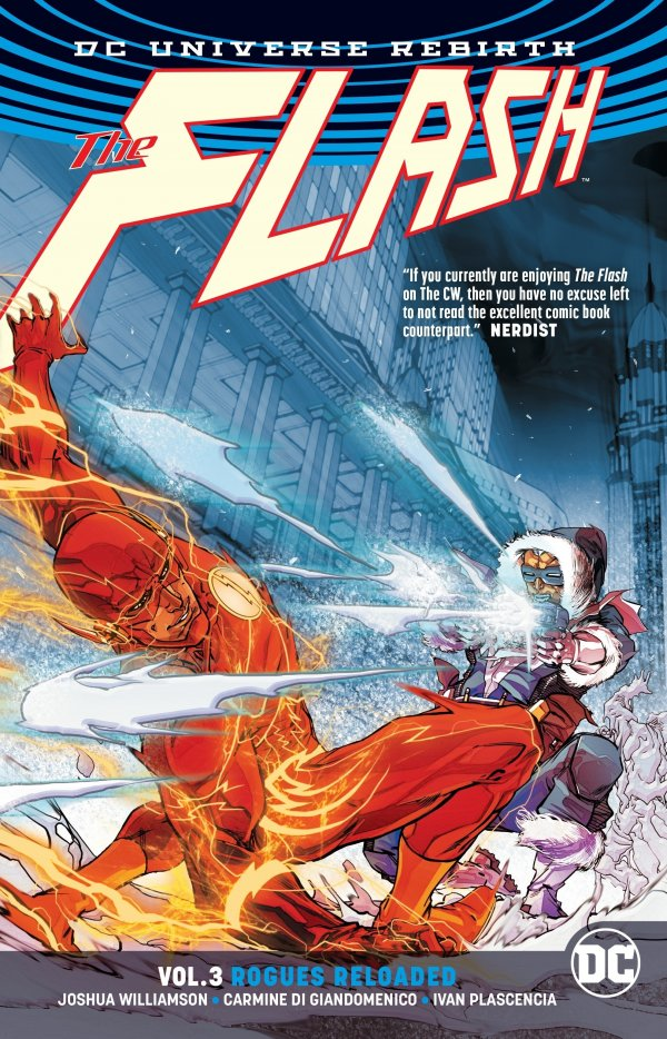 The Flash Vol. 3: Rogues Reloaded TP