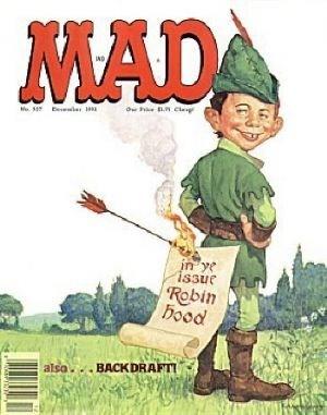 Mad Magazine #307