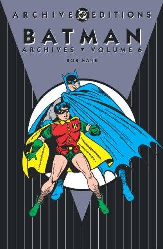 Batman Archives Vol. 6 HC