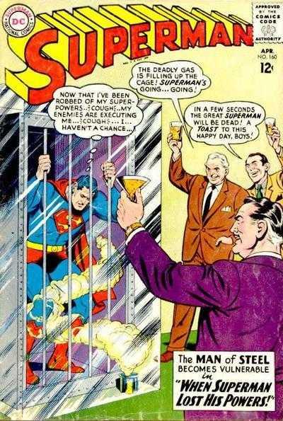 Superman #160