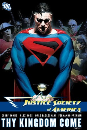 Justice Society of America Vol. 2: Thy Kingdom Come Part One HC