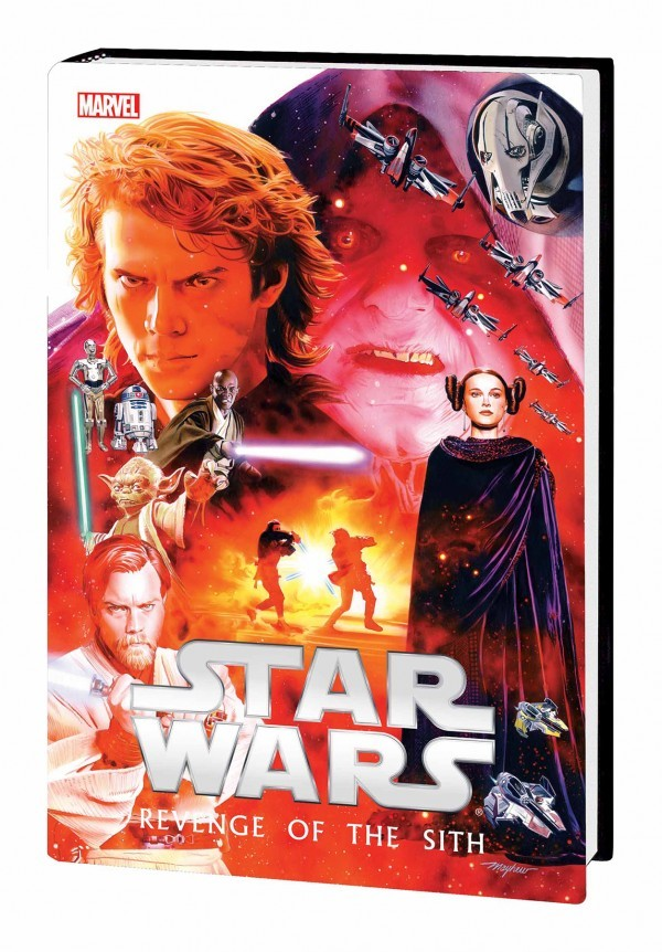 Star Wars Episode Iii Revenge Of The Sith Hc Reviews