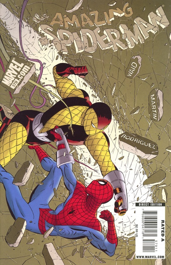 The Amazing Spider-Man #579