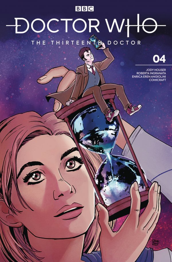 Doctor Who: The Thirteenth Doctor: Year Two #4