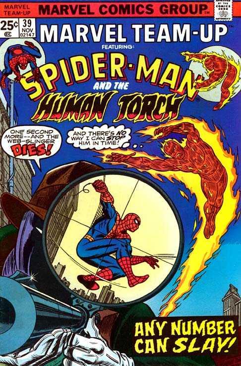Marvel Team-Up #39