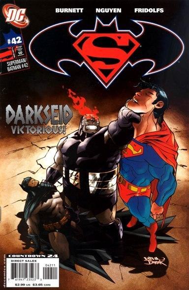 Superman / Batman #42