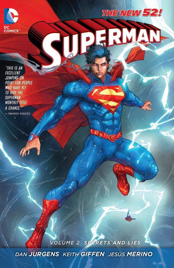 Superman Vol. 2: Secrets and Lies HC
