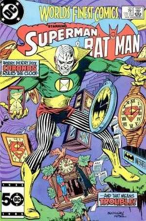 World's Finest Comics #321