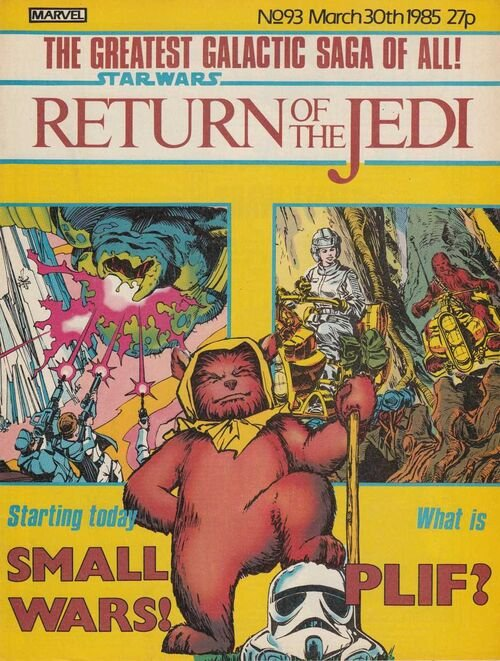 Return of the Jedi Weekly #93