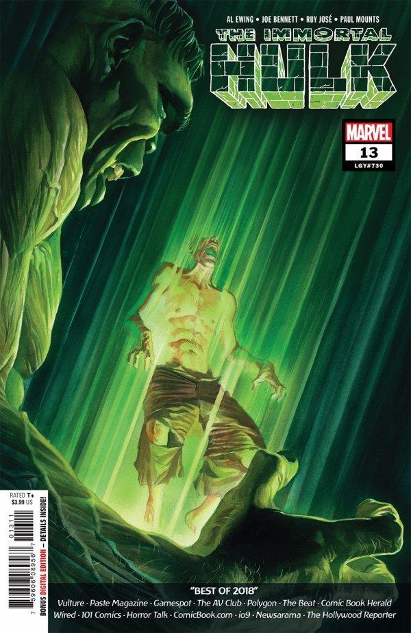 The Immortal Hulk #13