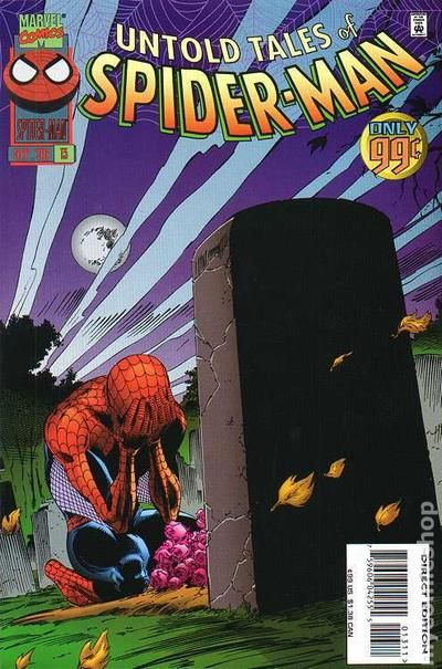 Untold Tales of Spider-Man #13