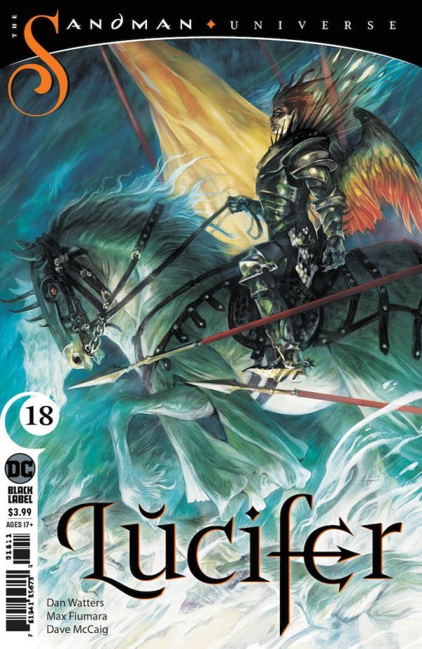 Lucifer #18 review