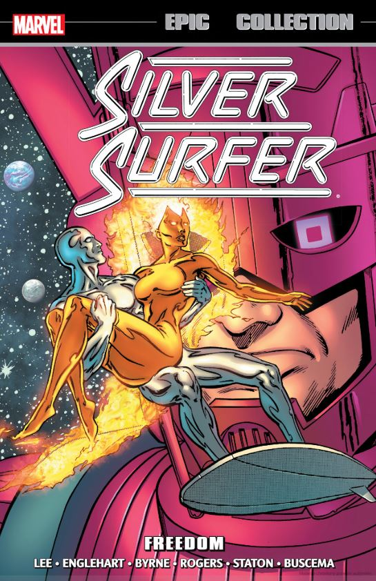 Silver Surfer Epic Collection: Freedom TP