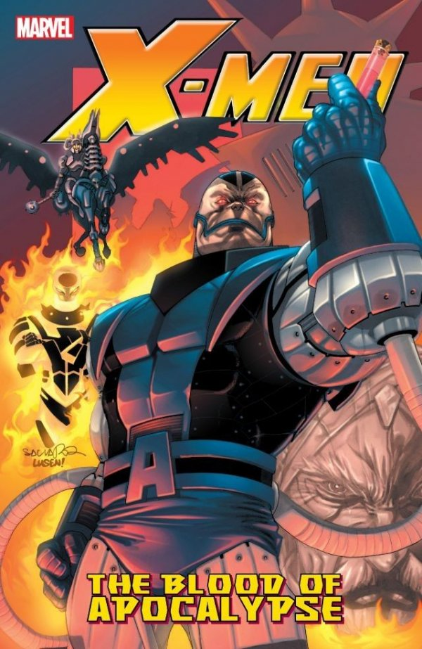 X-Men: The Blood of Apocalypse TP