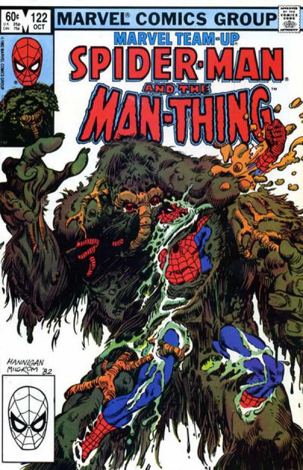 Marvel Team-Up #122