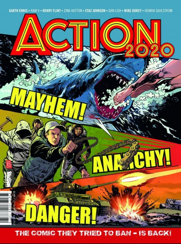 Action Special 2020 #1