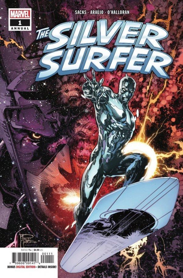 Silver Surfer Annual #1