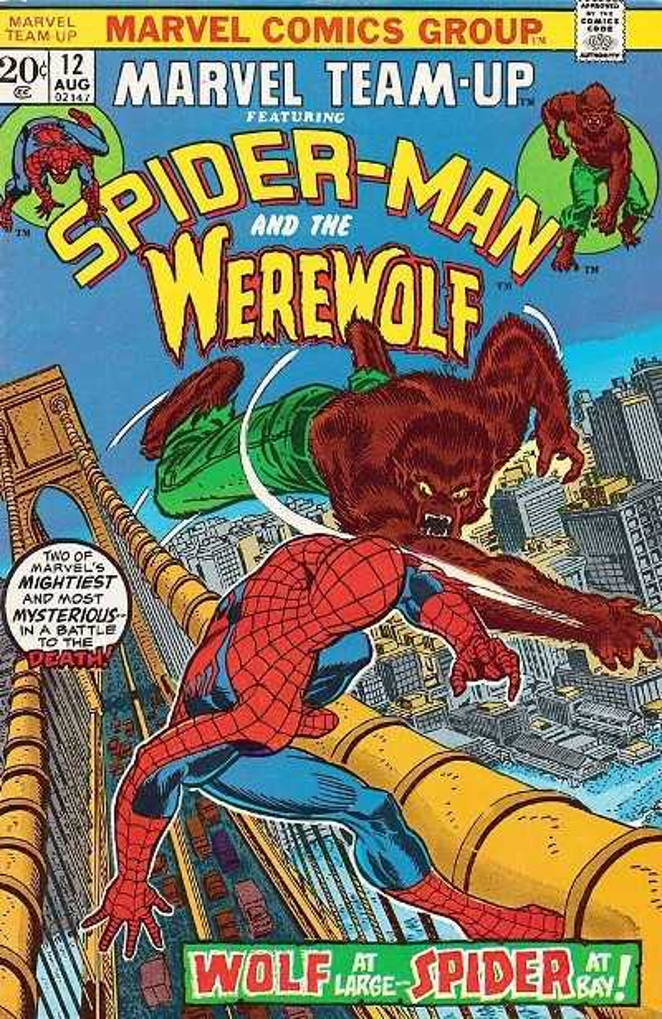 Marvel Team-Up #12