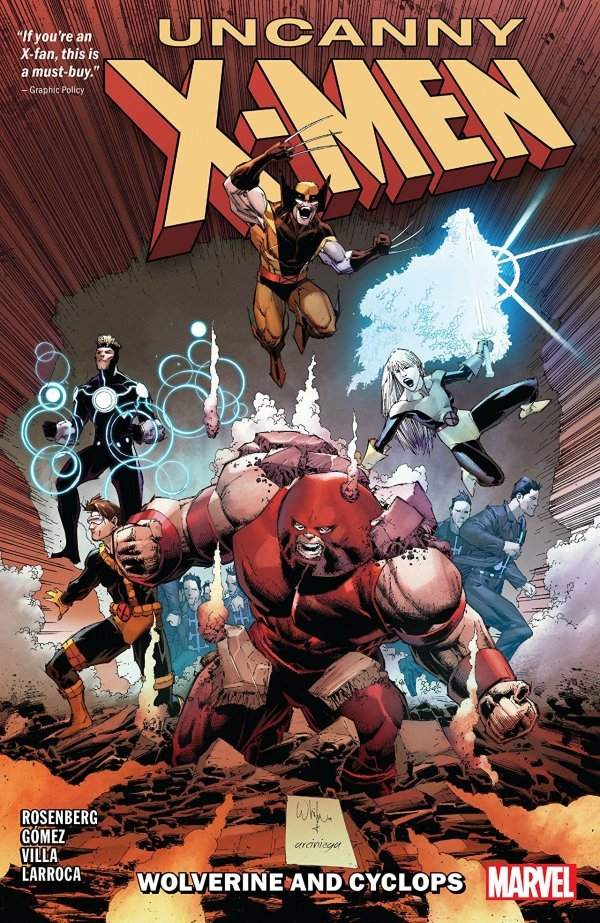 Uncanny X-Men Vol. 2: Wolverine and Cyclops TP