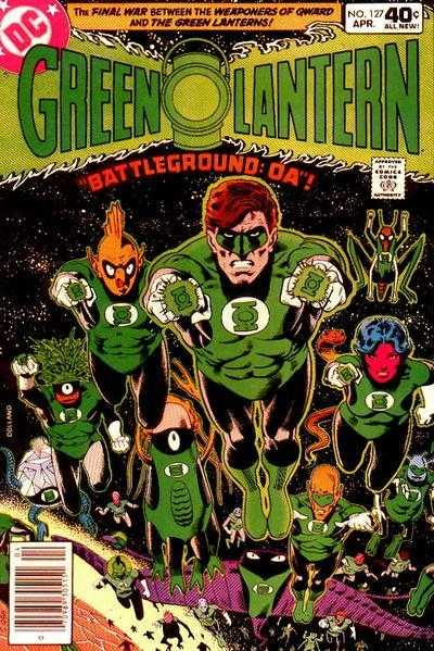Green Lantern #127