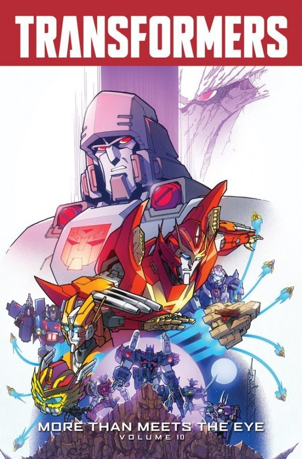 Transformers: More Than Meets the Eye Vol. 10 TP