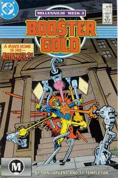 Booster Gold #24