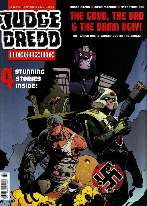 Judge Dredd Megazine #69