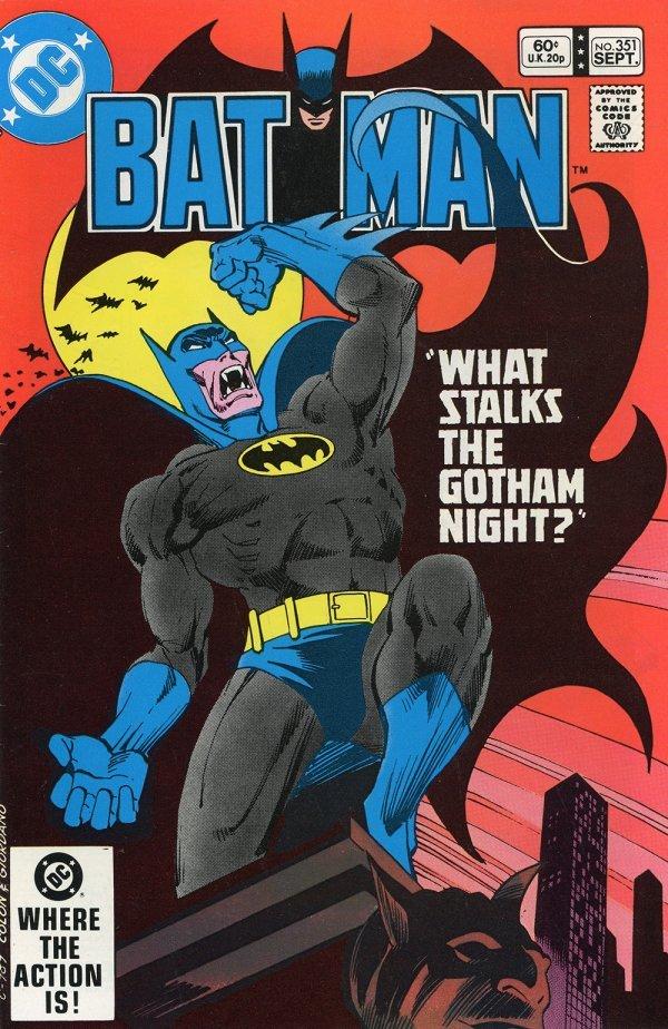 Batman #351