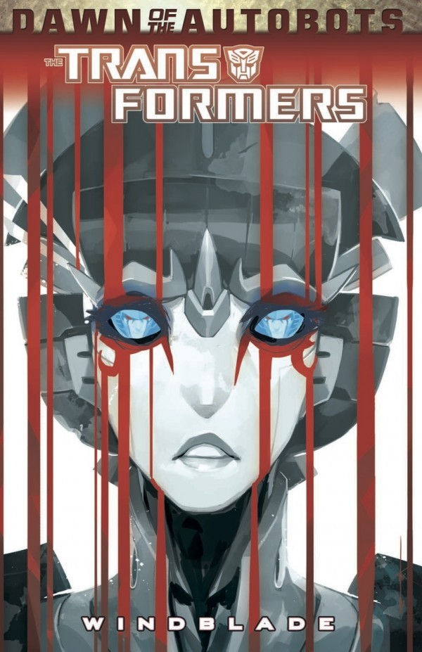 The Transformers: Windblade TP