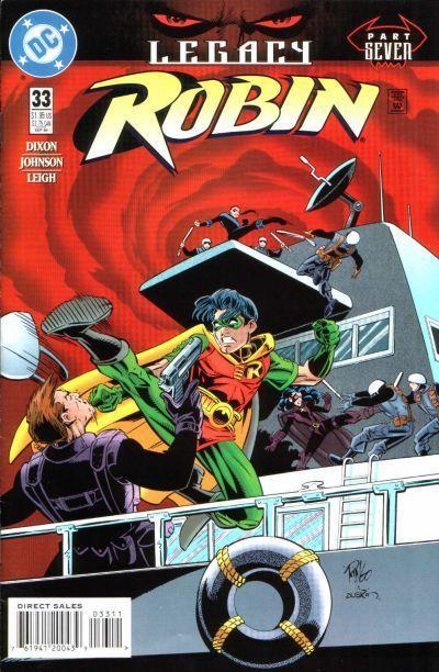 Robin #33