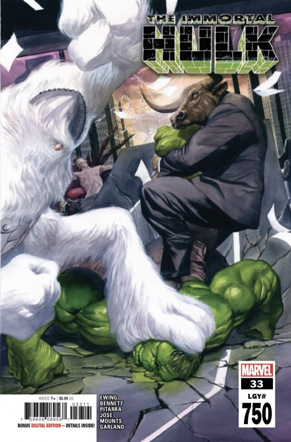 The Immortal Hulk #33