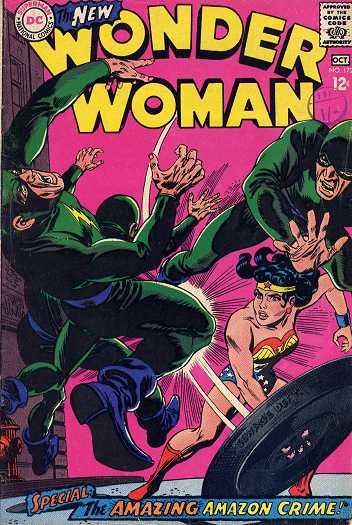 Wonder Woman #172