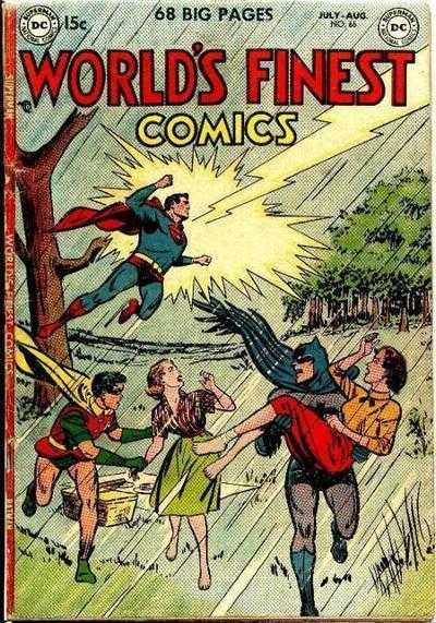 World's Finest Comics #65