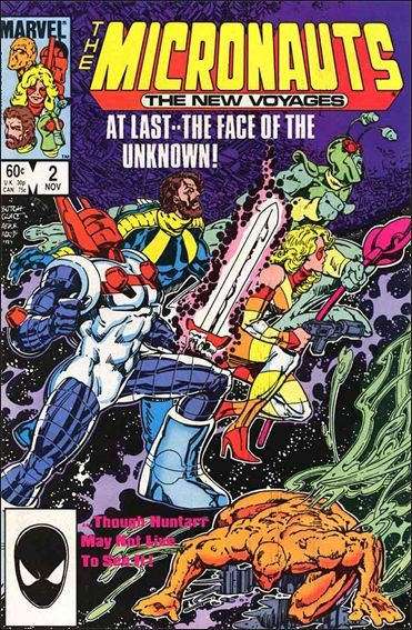 Micronauts: The New Voyages #2