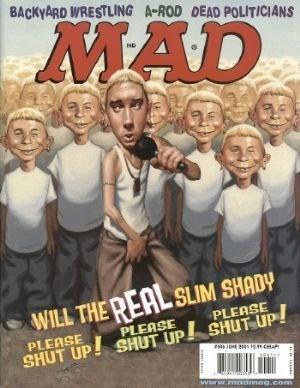 Mad Magazine #406