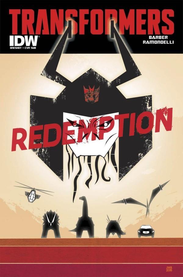 Transformers: Redemption #1