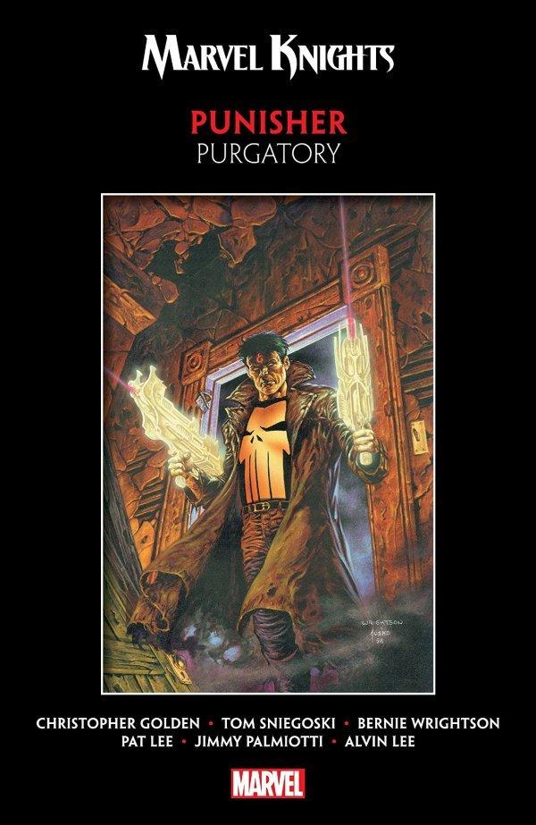 Marvel Knights Punisher by Golden, Sniegoski & Wrightson: Purgatory TP