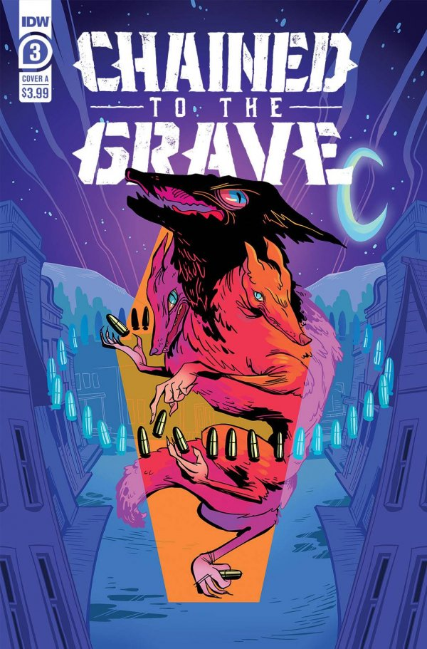 Chained to the Grave #3