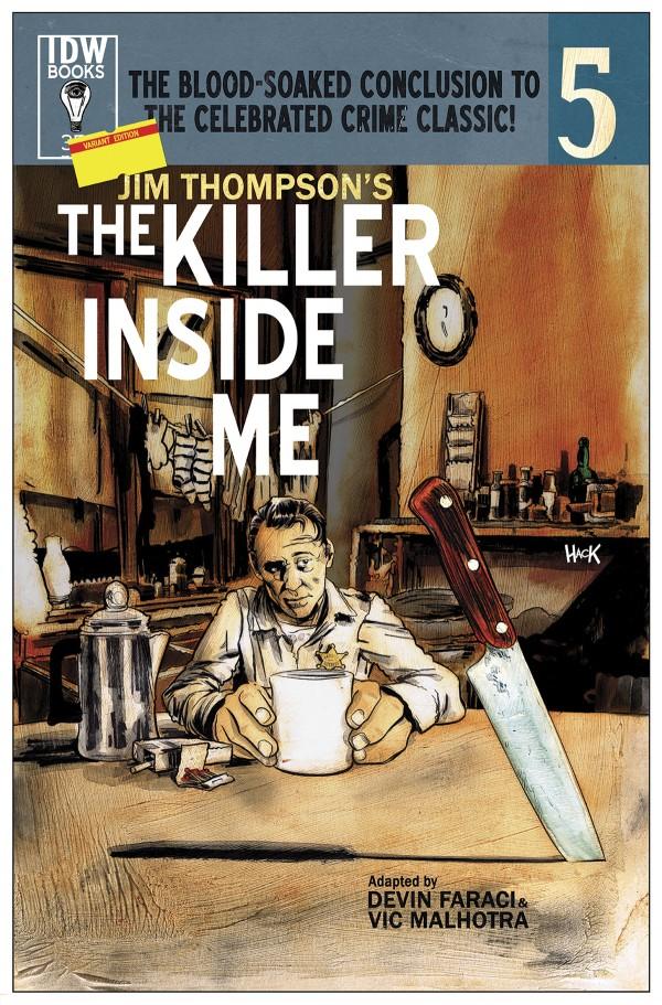 The Killer Inside Me #5