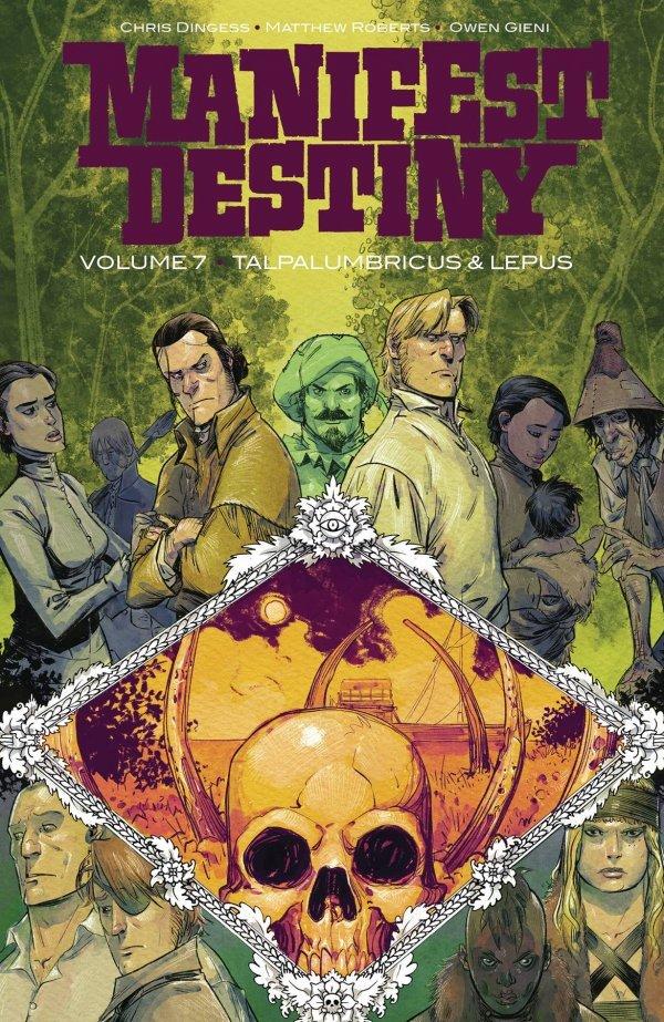 Manifest Destiny Vol. 7: Talpa Lumbricus & Lepus TP