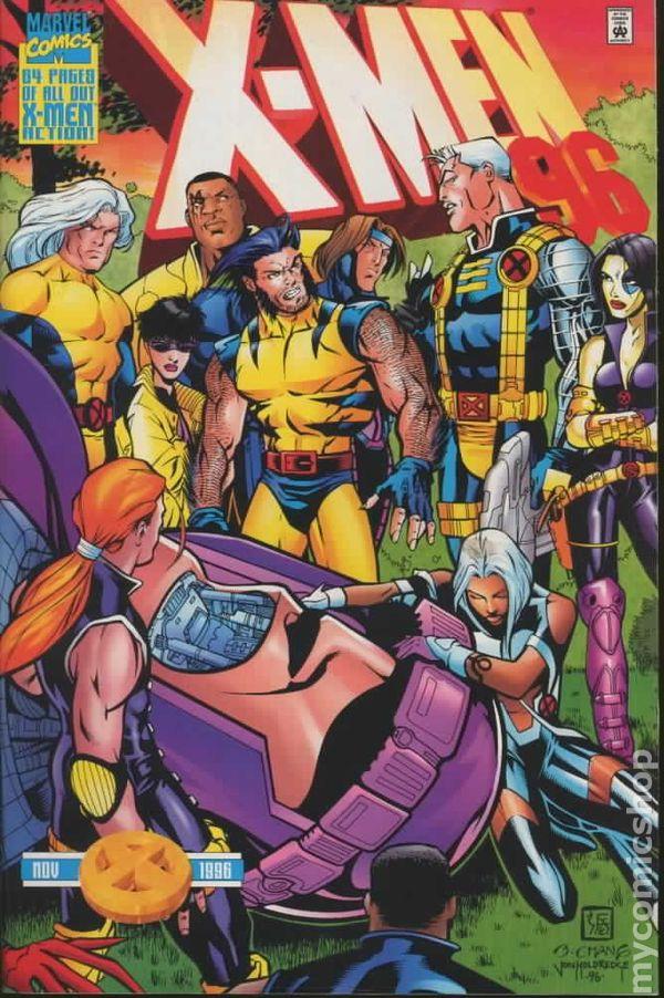 X-Men Annual '96